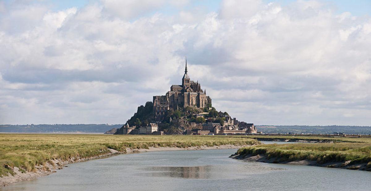 Mont St Michel, Brittany