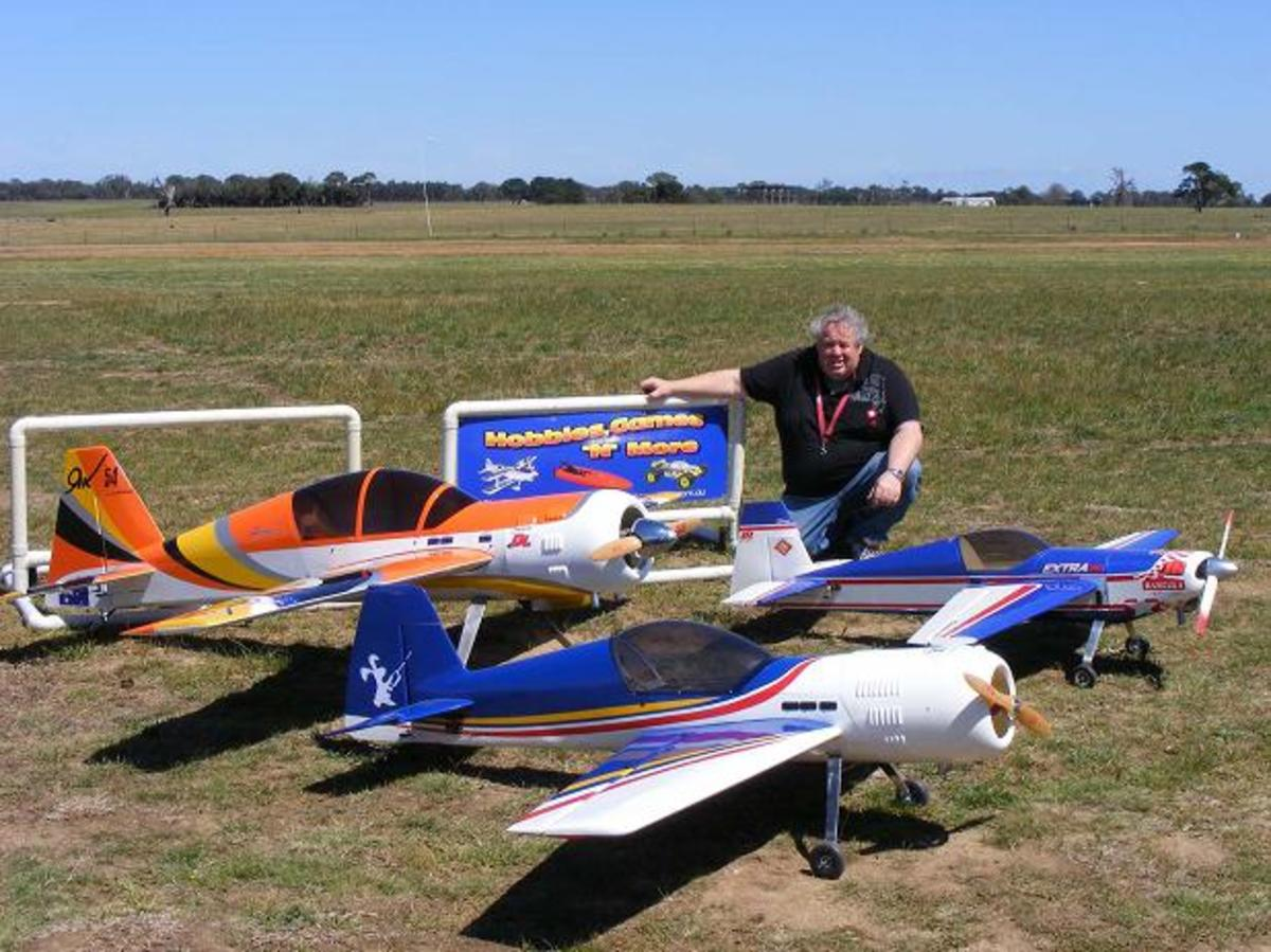 If you are mad about building your own RC plane, you have landed on the correct page.