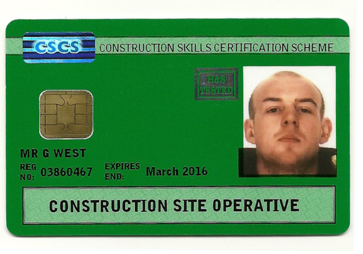 Free CSCS Test Revision Notes UK For The CSCS Card Exam & Information 2016