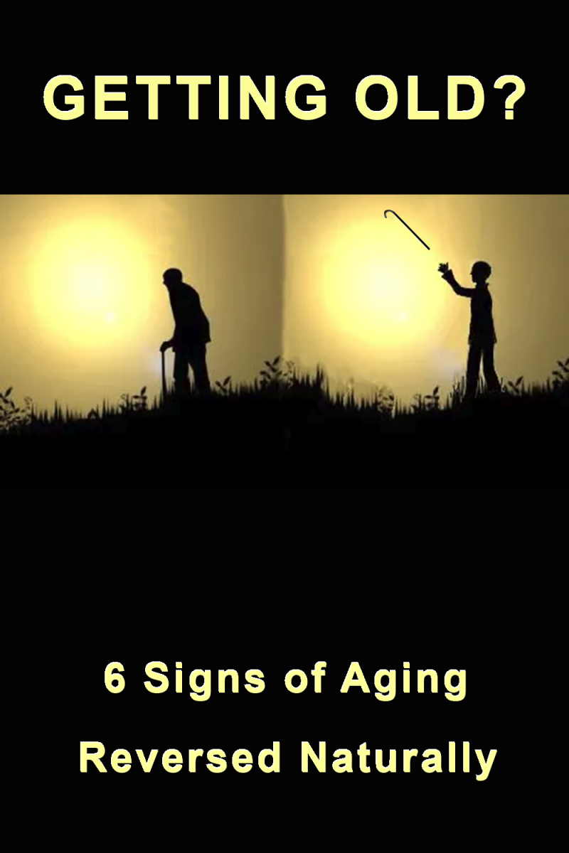 6 Signs of Aging You Can Reverse Naturally