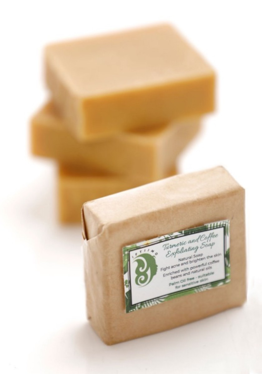 Iftiimo all-natural soap