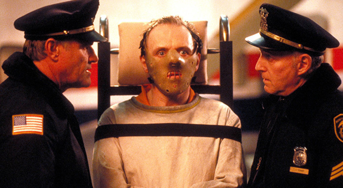 Although Hannibal Lecter was a fictitious character from the 1991 movie Silence of the Lambs, he bore a lot of the traits of real-life serial killers.