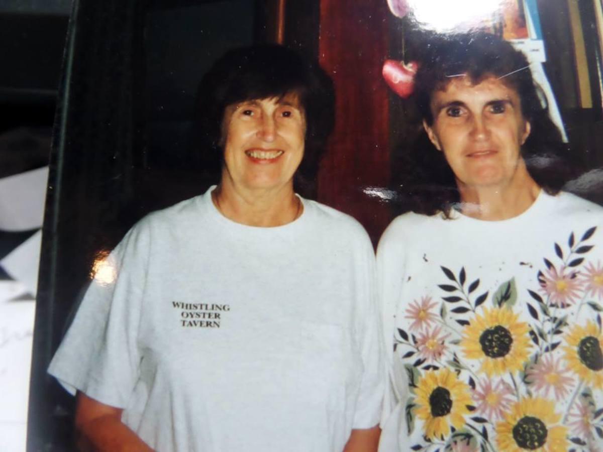 Mom & Alma