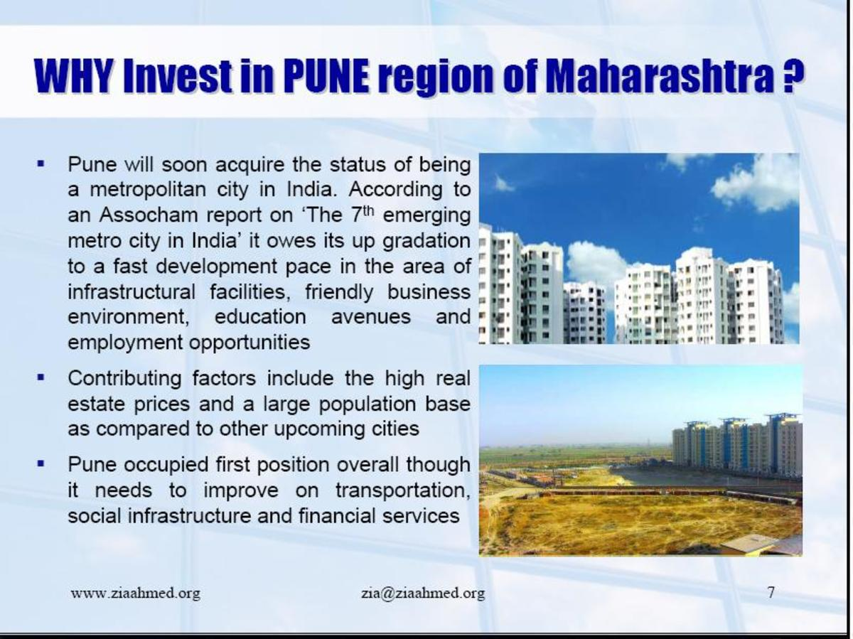 Real Estate in India Market Opportunity  Mumbai Pune