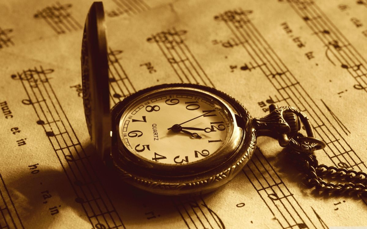 Tick-tock goes the clock, Ticking time's passing. Waiting on no one, never stopping.