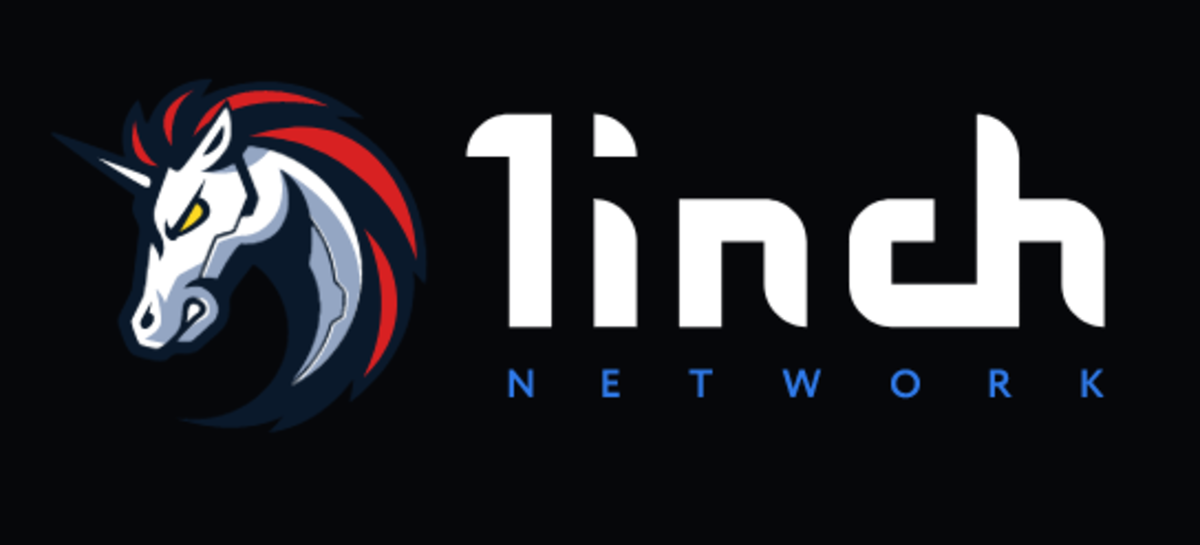 The 1inch logo