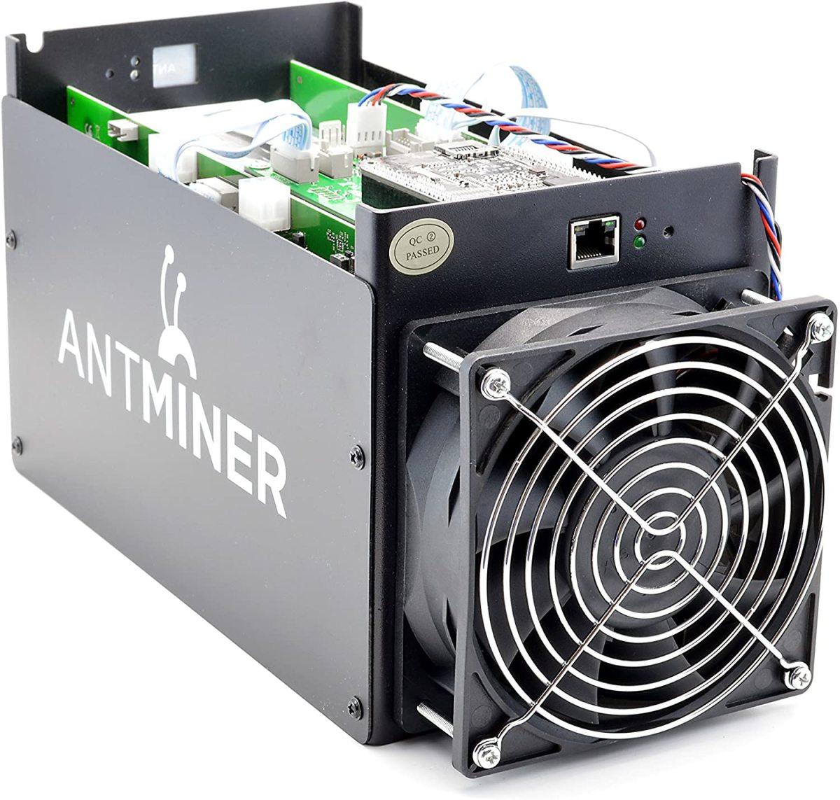 How a Bitcoin ASIC looks like