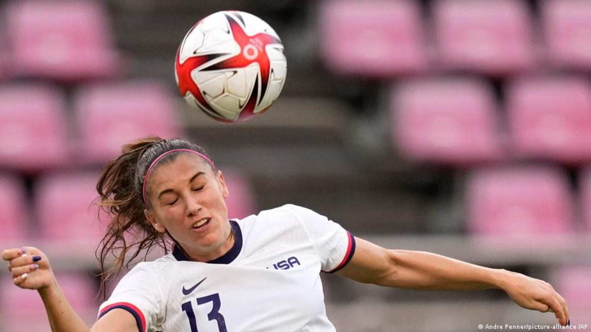 Team USA Women's Football Loses out on a Gold Medal at the Tokyo Olympics