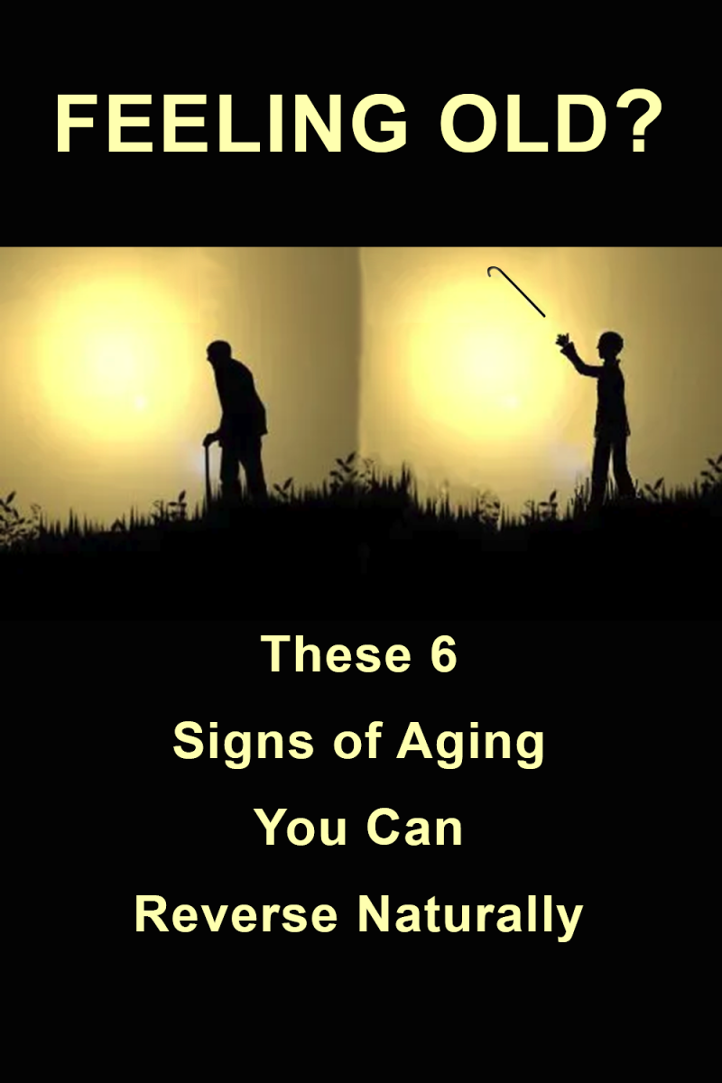 6 Signs of Aging That Can Be Reversed