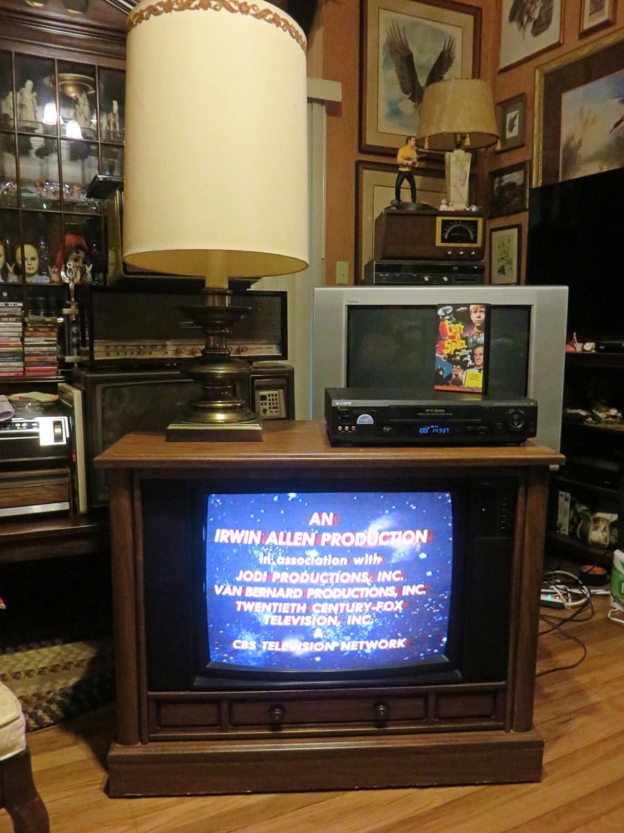 The Very Rare Crosley Color Television Model Number CC2546-P102