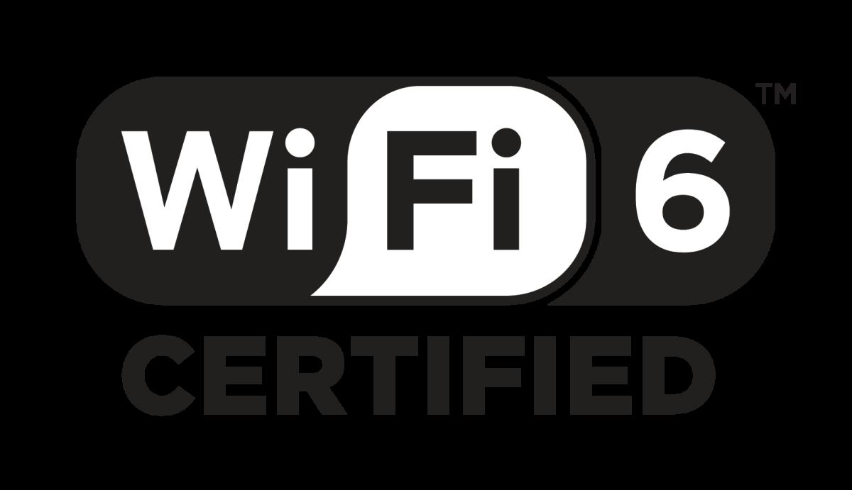 Wi-Fi 6 Certified!