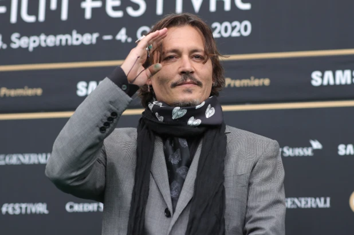 Johnny Depp is still sexy even approaching sixty