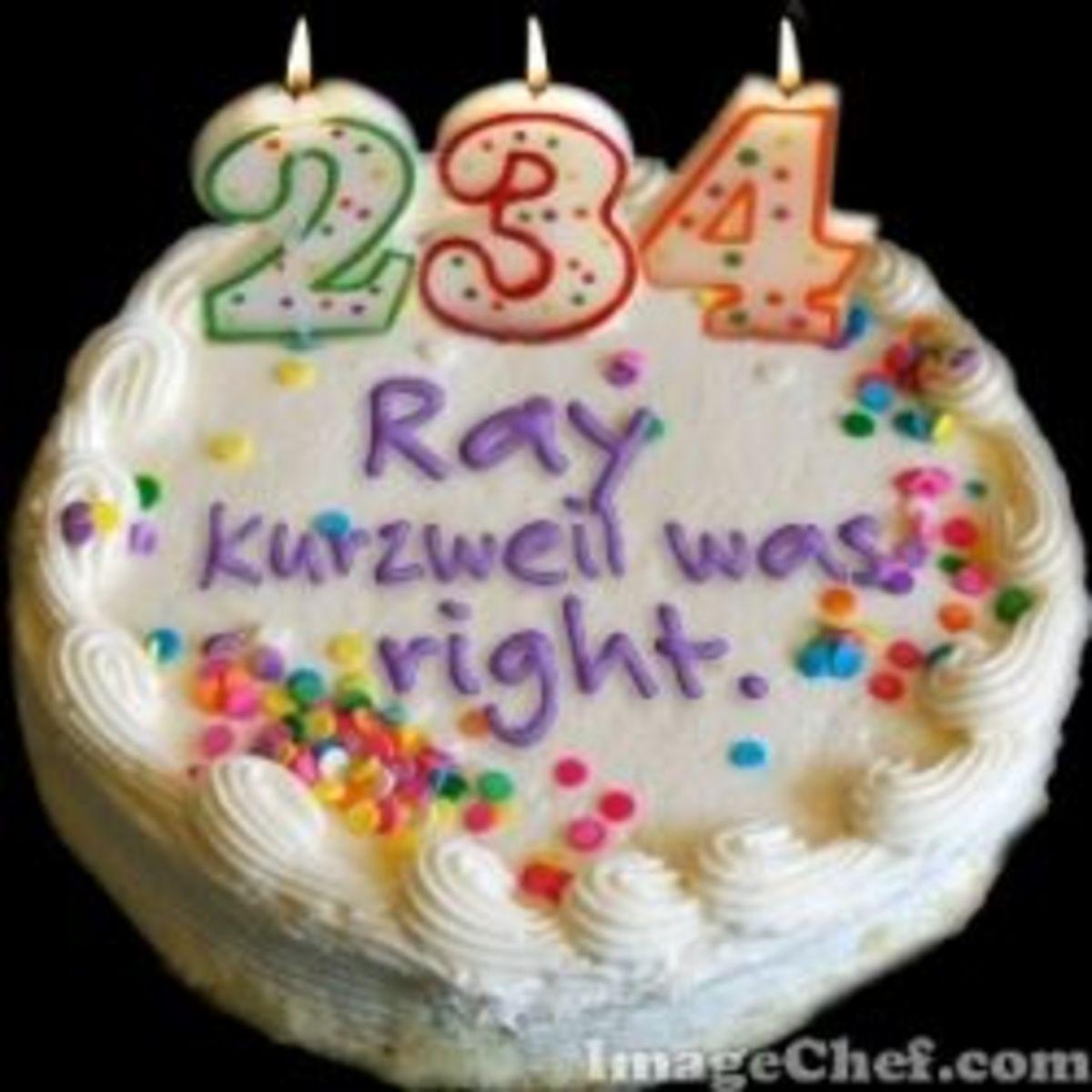 Ray Kurzweil was right