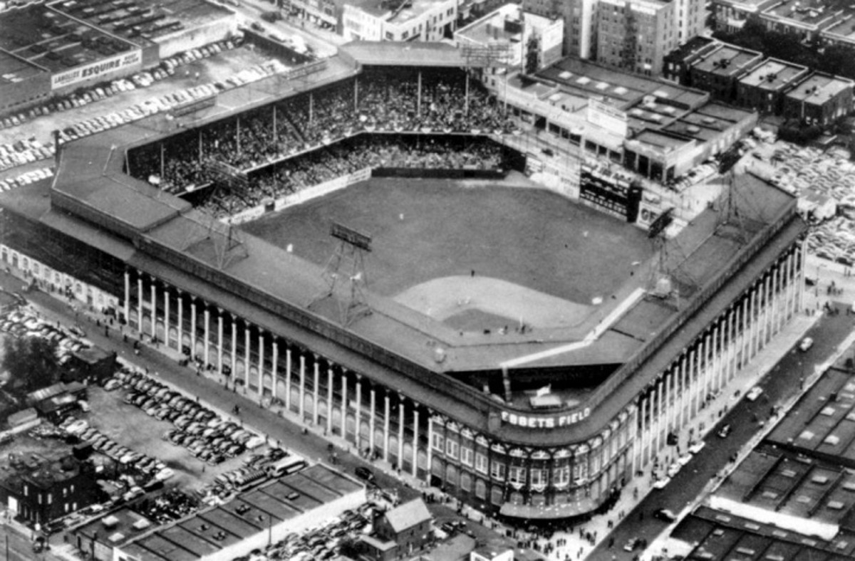 In 1955, the Brooklyn Dodgers won the World Series.