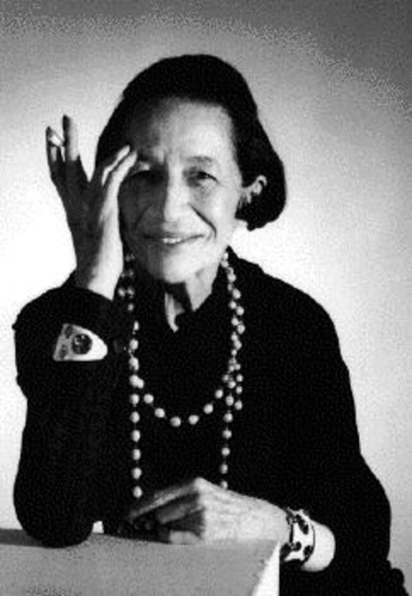 The Irrepressible Diana Vreeland