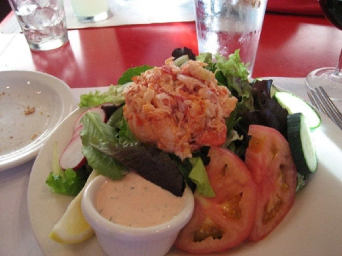 Kona Galley Lobster Salad