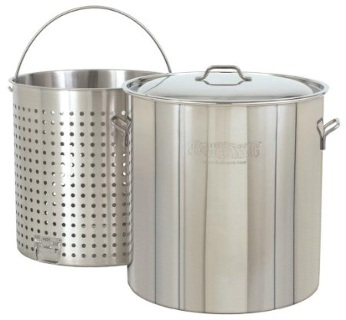 Stainless Steel Lobster/Stock Pot
