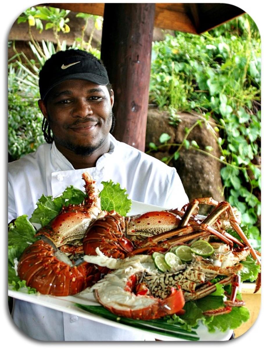 Granada Caribbean Lobster