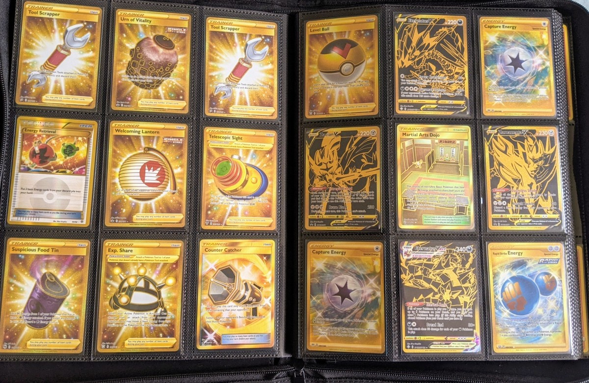 MicrosoftPokemo - Gold Page - Personal Collection