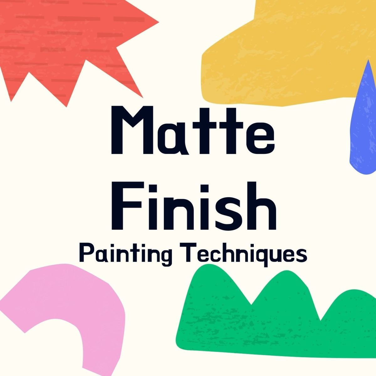 These 5 methods will help you get the matte finish of your dreams!