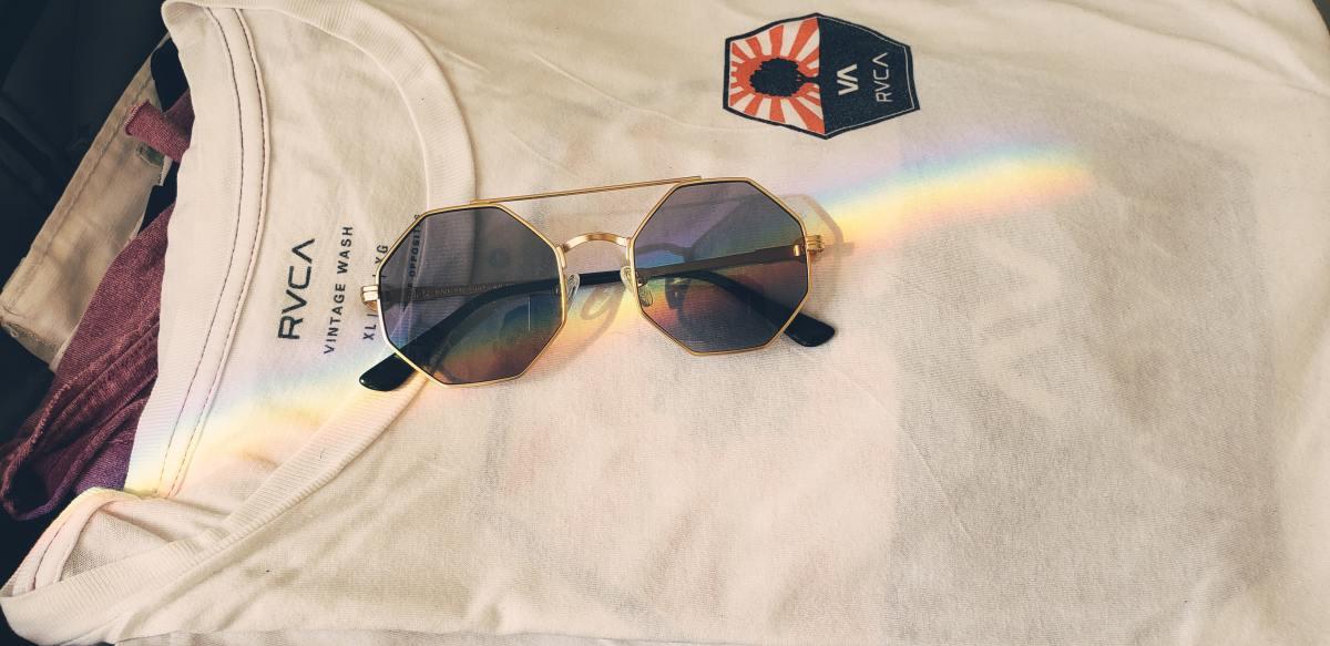 Sunglasses always make an effortless gifting item.