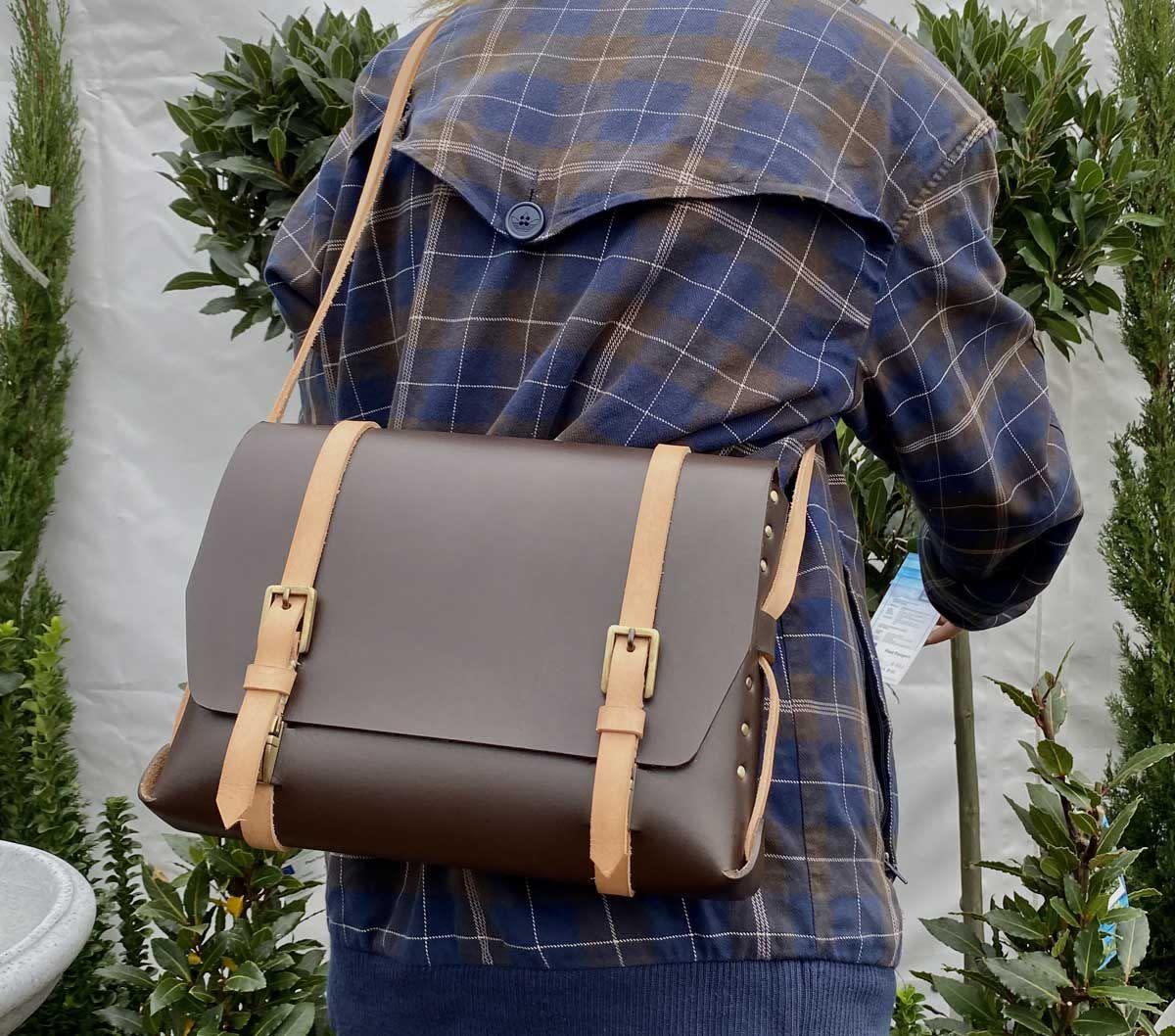 The Grenadier Bag is stylish and versatile Raksha Bandhan gift for your sibling.