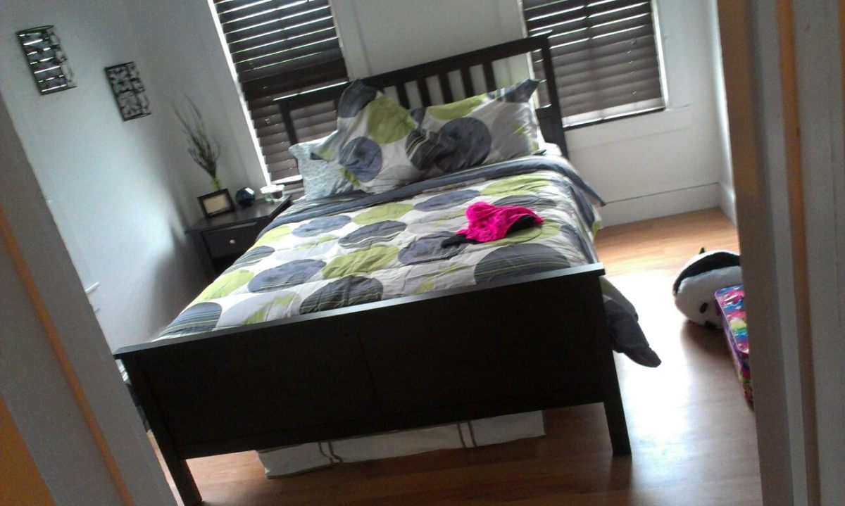 Completed Master Bedroom