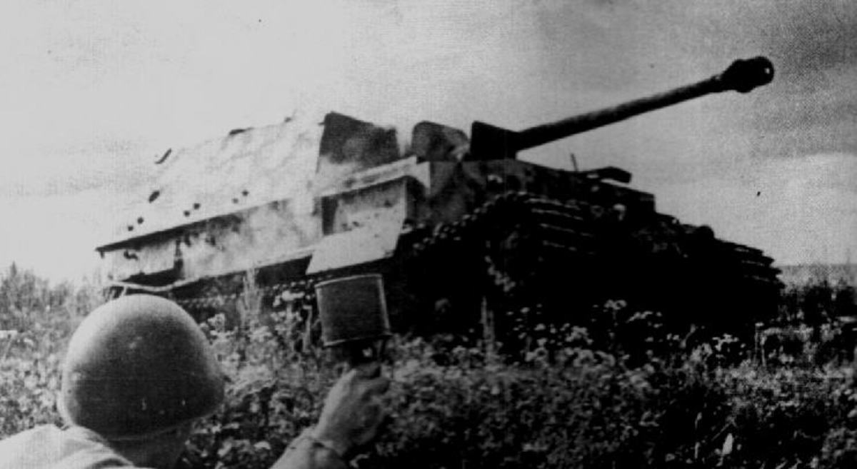 The Monster AFV Tank Destroyer of WW2: Ferdinand-Elephant