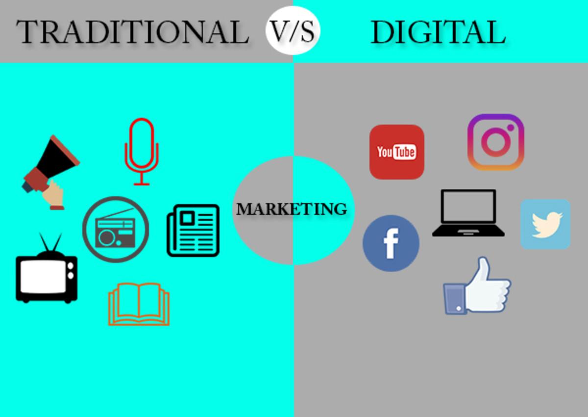 Traditional & Digital Marketing Tools!