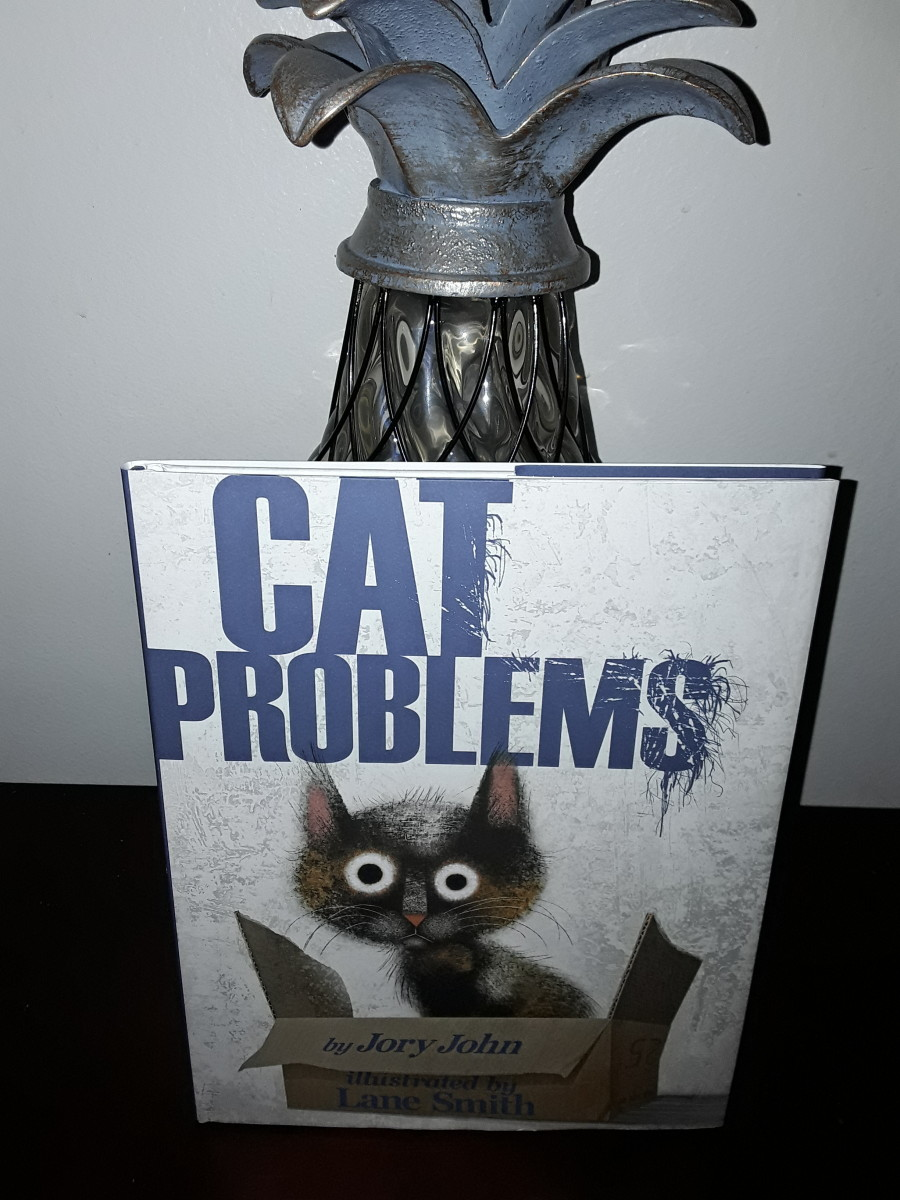 Hilarious picture book that all cat owners and their children will relate to