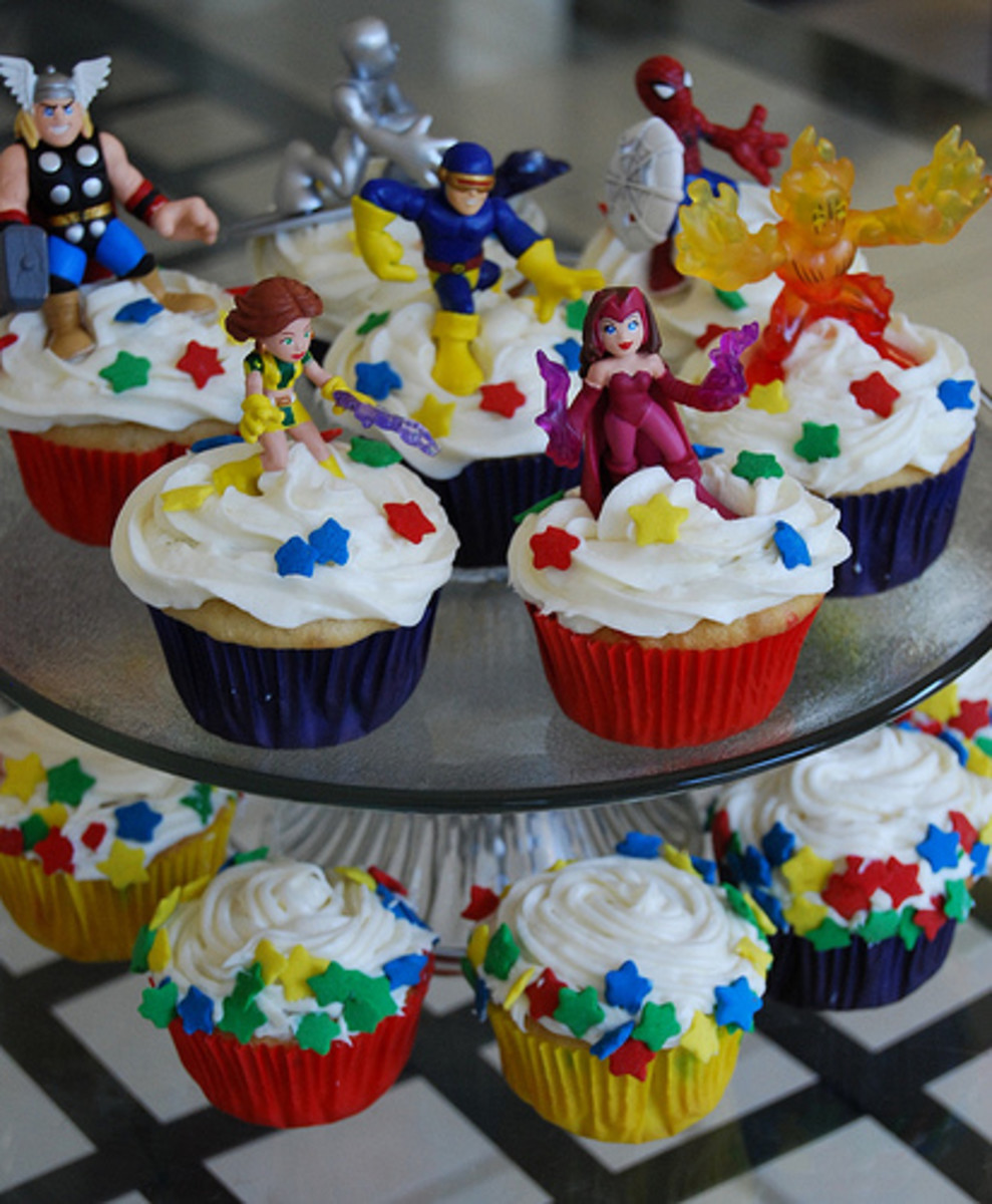 The source of my cupcake inspiration.