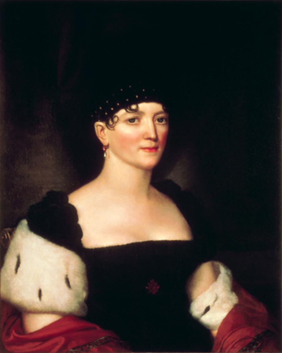 First Lady Elizabeth Monroe