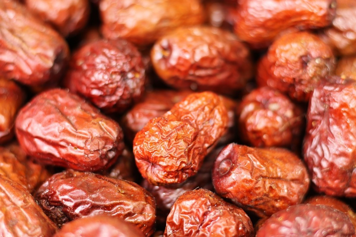 Health Benefits of Eating Dates for a Month.