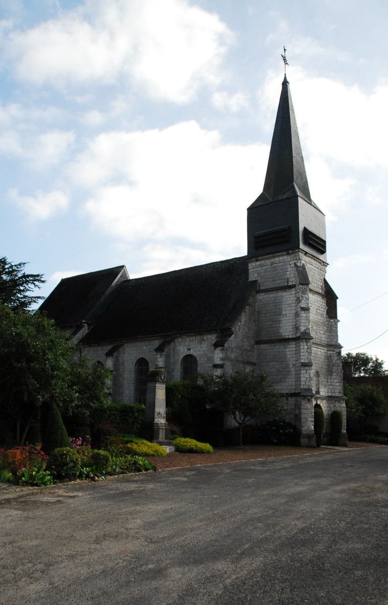 The Mazicourt Church