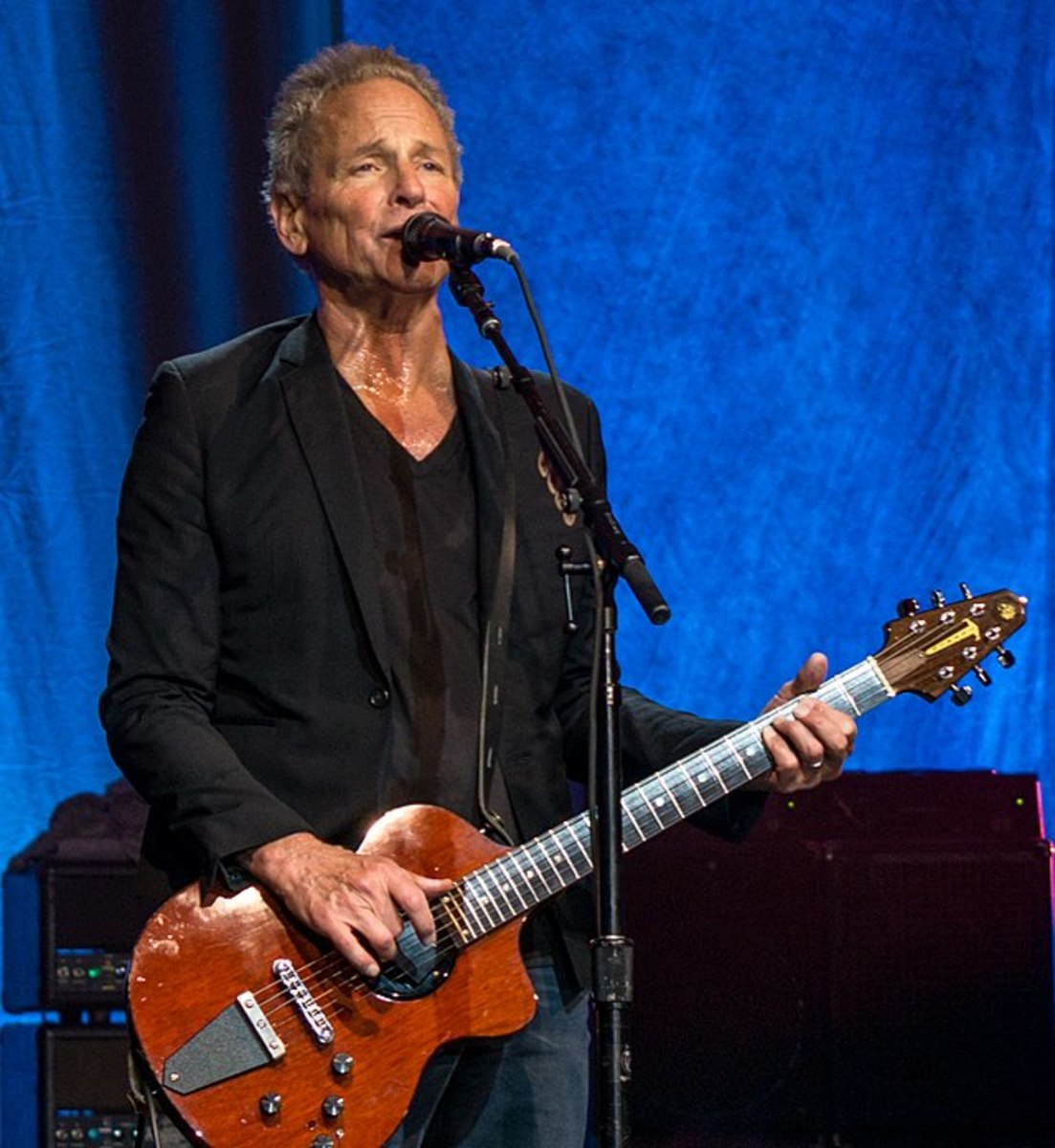New Single With The Killers Adds To Long List Of Lindsey Buckingham Collaborations