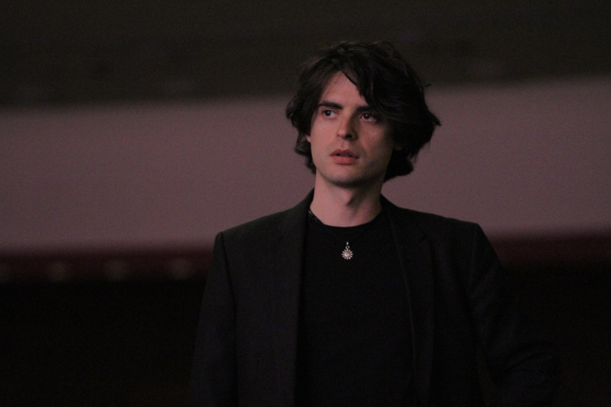 Author Lorenzo Pelosini