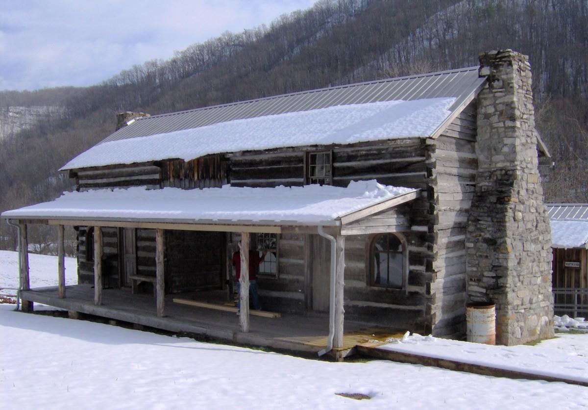 Mahala Mullins Cabin