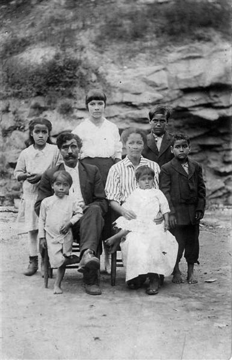 Melangeon Family