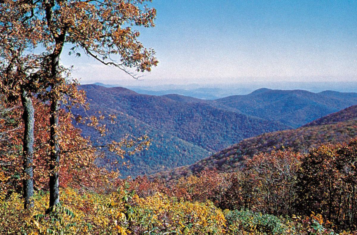 Appalachian  Mountains, Tn