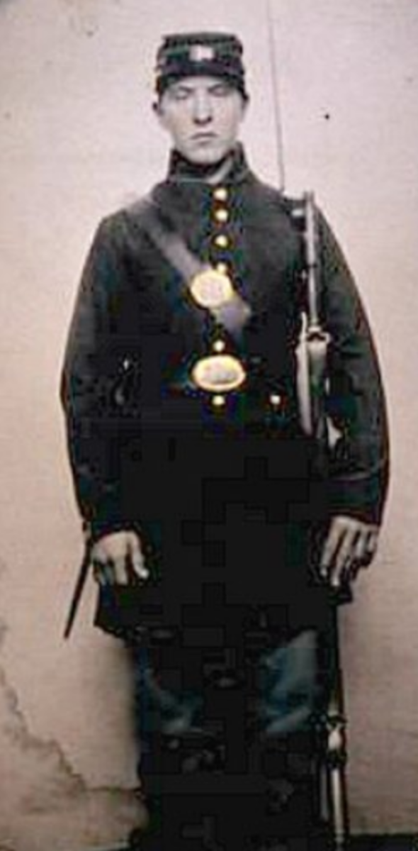 Sarah Rosetta Wakeman (alias Pvt. Lyons Wakeman)