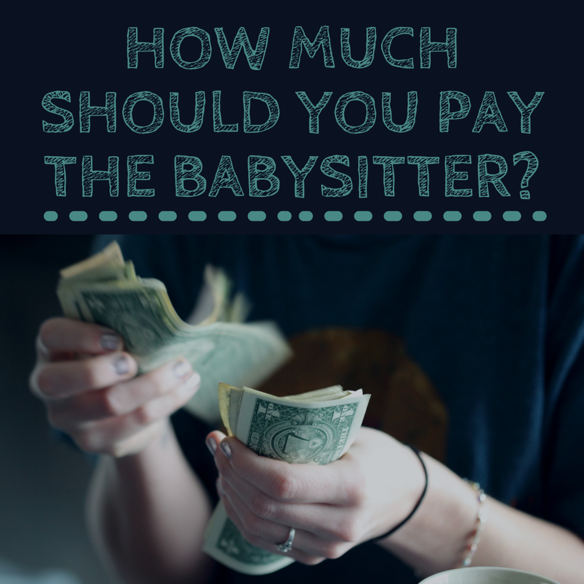 How much should you pay the babysitter?