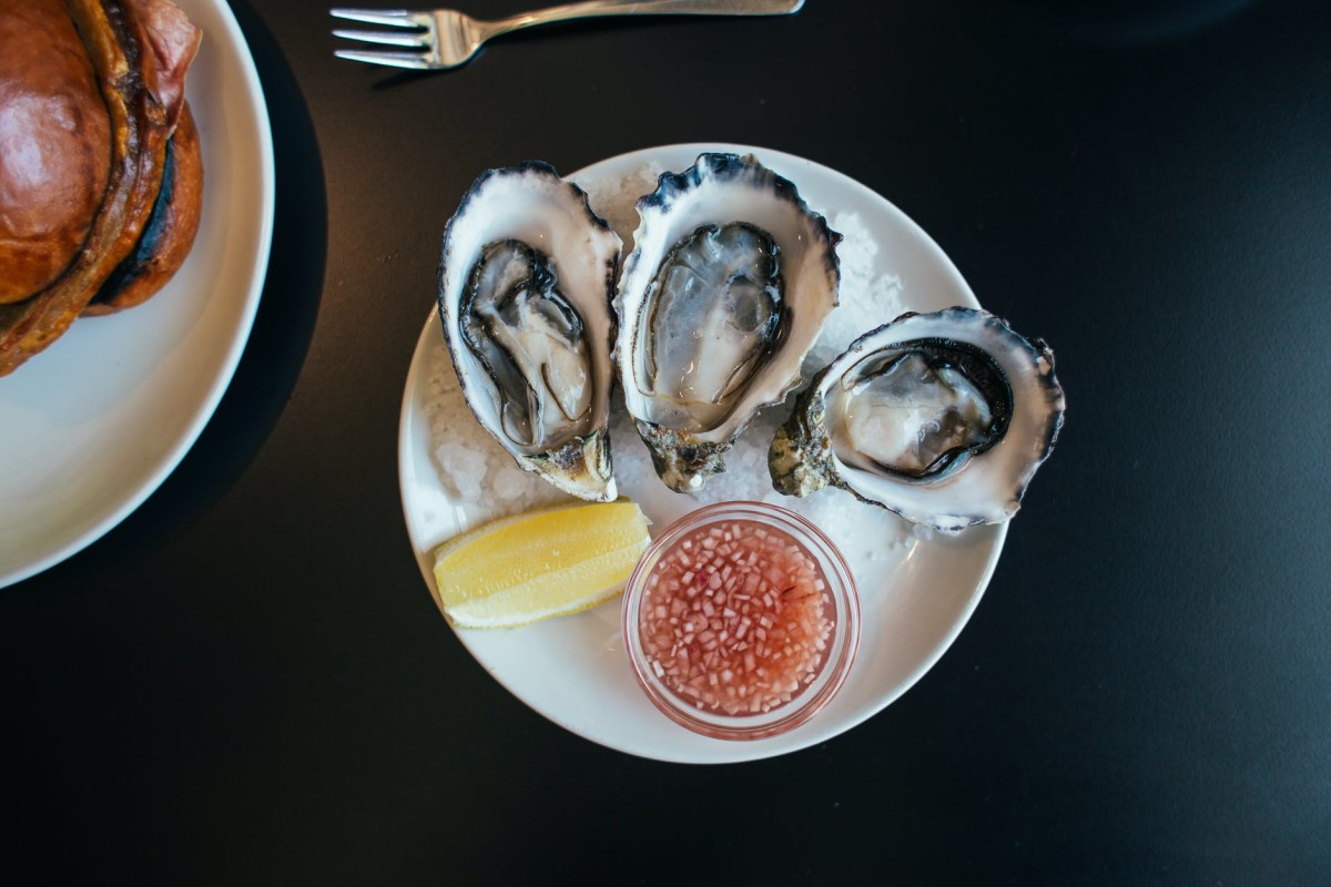Simple to make and yet they get more delicious with each oyster.