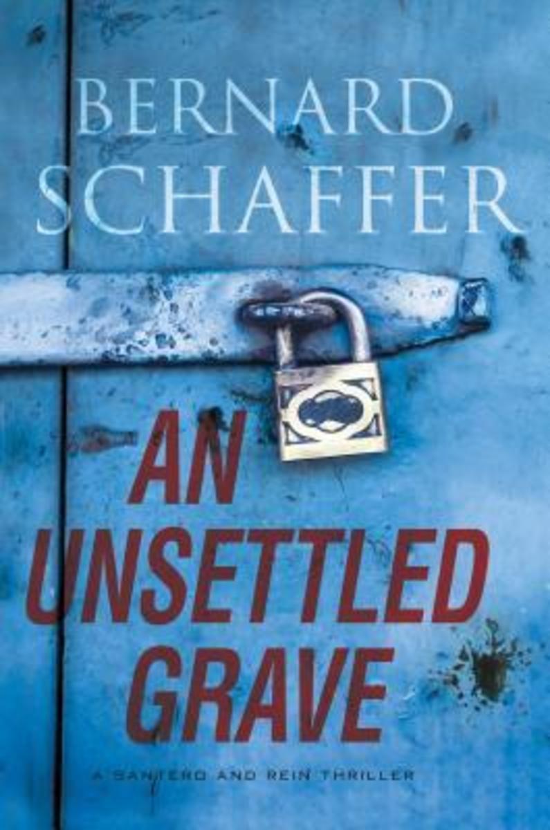 An Unsettled Grave, by Bernard Schaffer