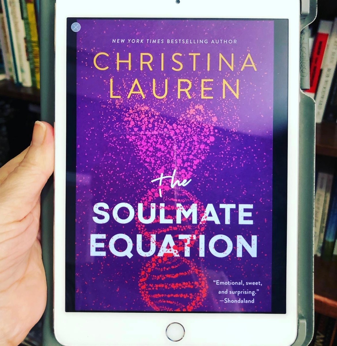 The Soulmate Equation, by Christina Lauren