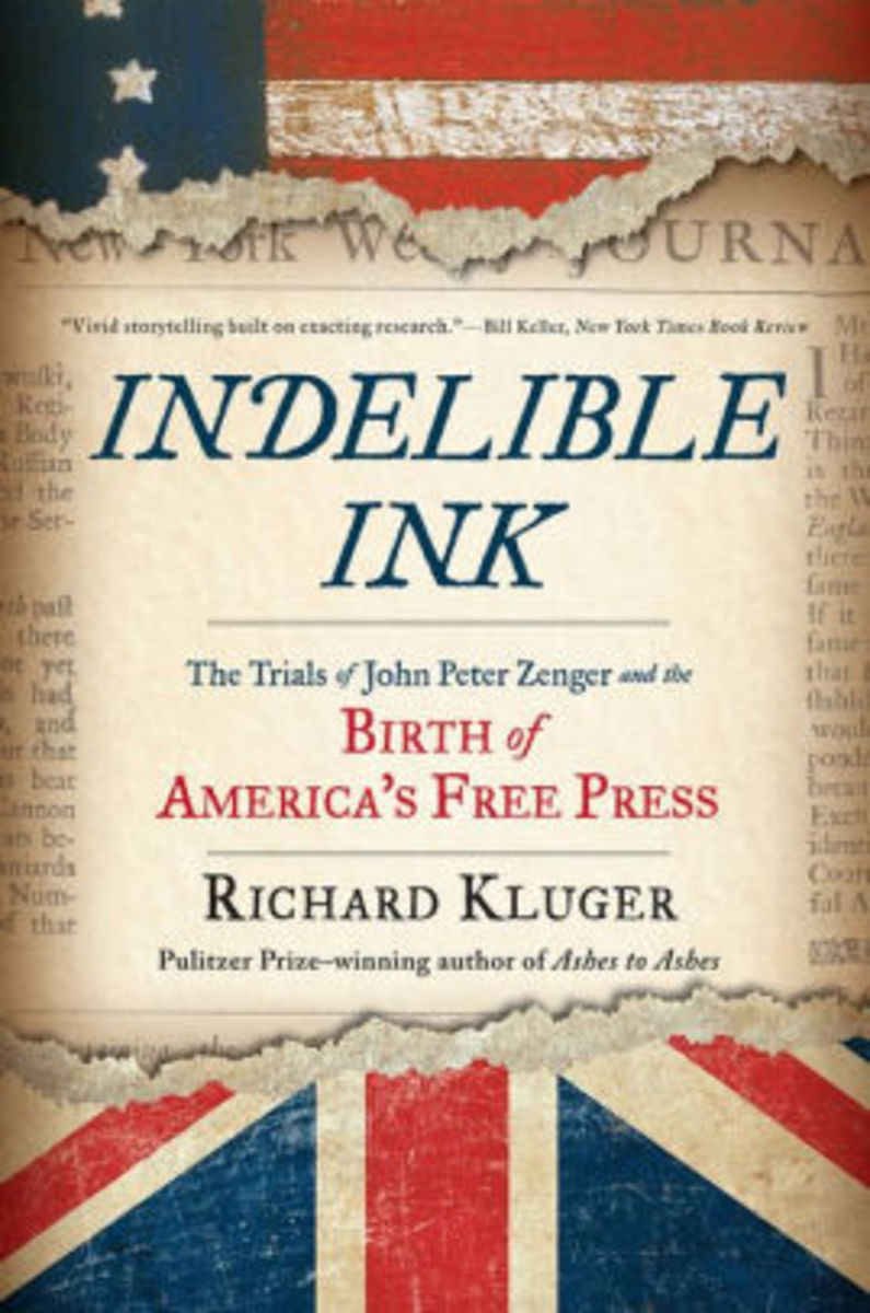 Indelible Ink, by Richard Kluger