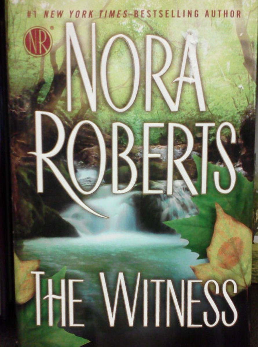 the-witness-by-nora-roberts