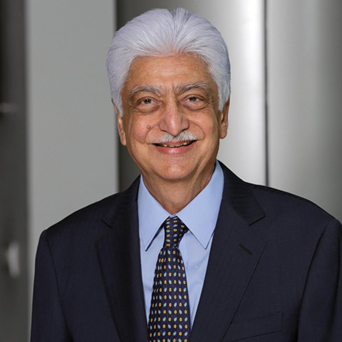 Azim Premji, Founder of Wipro