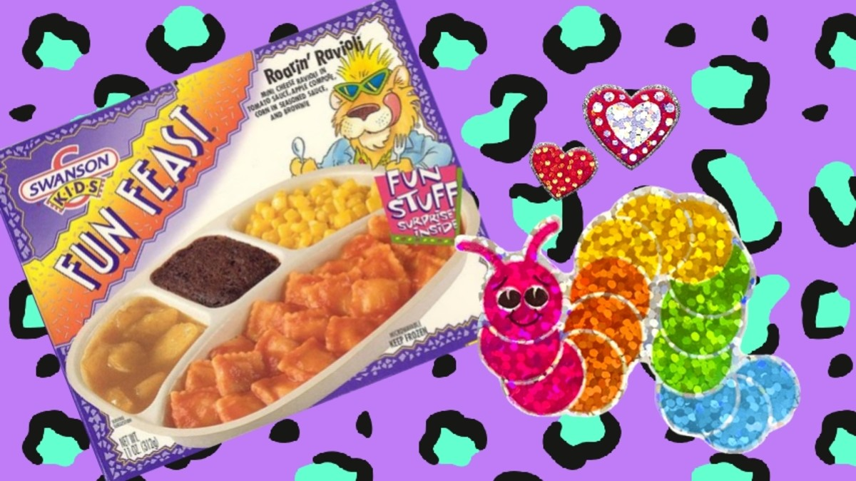 Swanson Kids Fun Feast