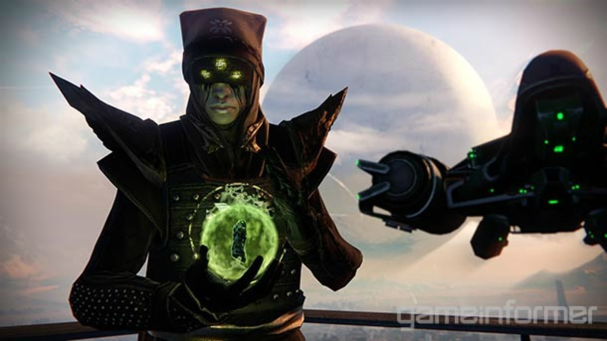 Destiny Theories: Who is Eris Morn truly loyal to?