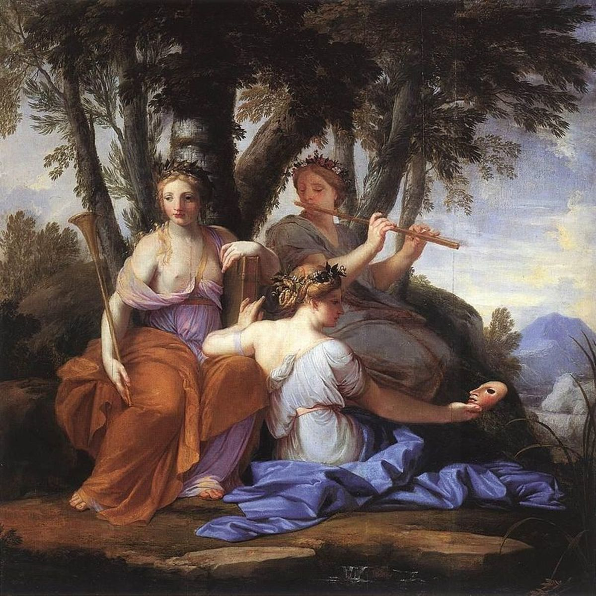 The muses are fickle bitches, but they'll still be there when you get back from exile.